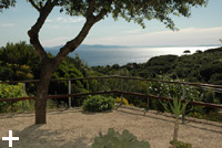 Le Querce in Capoliveri - Elba Island - splendid sea view and immersed in the mediterranean nature